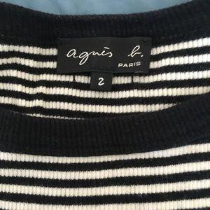 Agnès b. striped tee